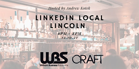 LinkedInLocal Lincoln tickets