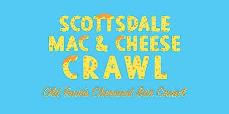 Scottsdale Mac & Cheese Crawl - Old Town's Cheesiest Bar Crawl! tickets