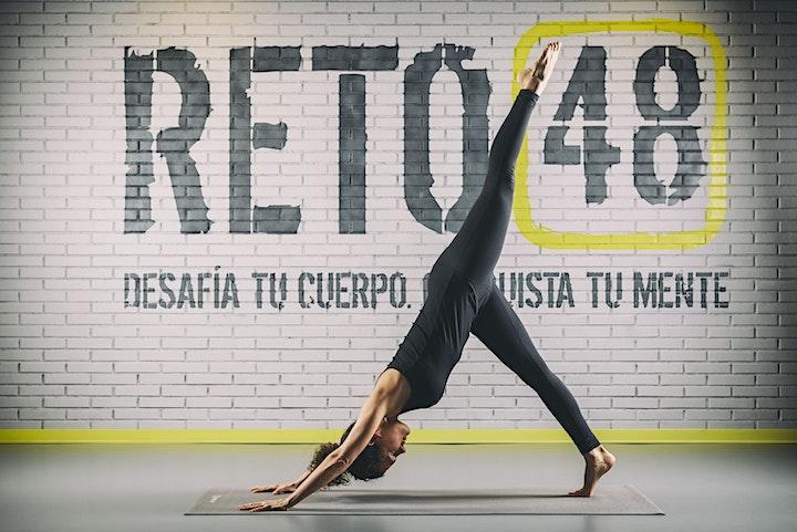 Imagen de Clase de Pilates Online