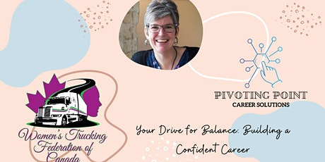 Your Drive for Balance: Building a Confident Career tickets