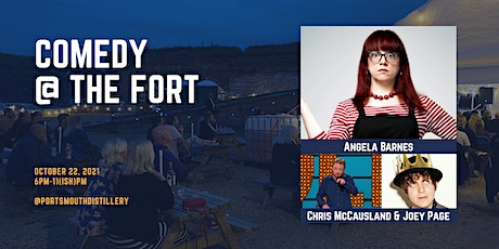 Comedy @ The Fort tickets