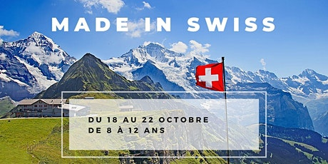 Camp d'automne 2021 - Swiss in Made billets