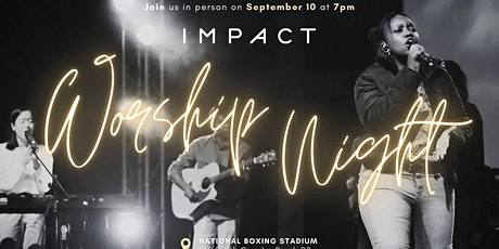 Impact  Young Adults Service tickets