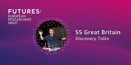 Discovery Talks: Stories of Change tickets