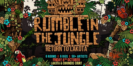Rumble In The Jungle tickets