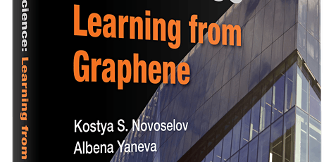 Book Celebration 'The New  Architecture of Science' by Novoselov and Yaneva tickets