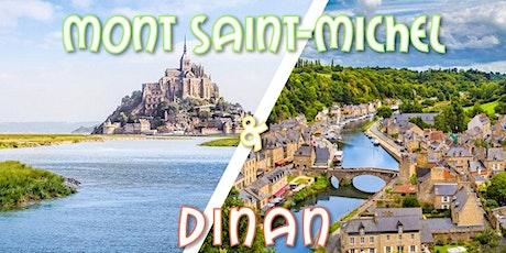 Weekend Mont Saint Michel & Cité médiévale Dinan - 16-17 octobre billets