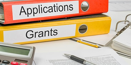 Writing funding bids and applications tickets