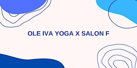 SALON F: Yoga for everyBody & everyLevel Tickets