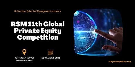RSM Private Equity Competition, 11th Edition tickets