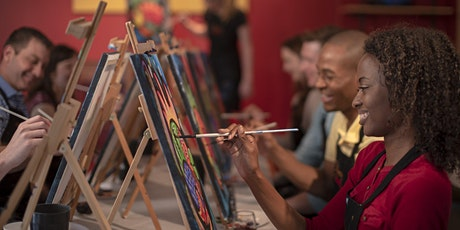 Vibe and Paint-  CHP Artist and Curator Residency  Events tickets