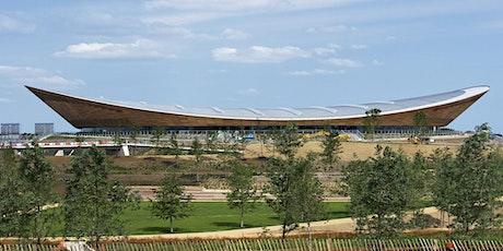 Architecture Walking Tour: Olympic Park, Legacy Landscape tickets