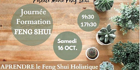 ATELIER FORMATION FENG SHUI  HOLISTIQUE billets