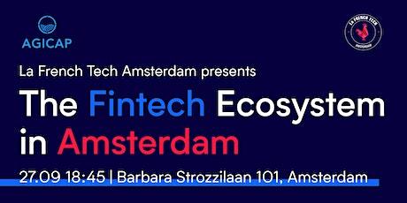 Fintech Ecosystem in Amsterdam tickets
