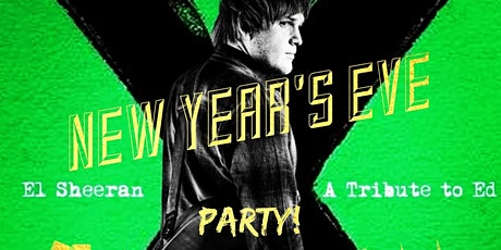 New Year's Eve Party with El Sheeran LIVE! tickets