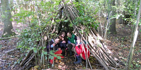 Wild weekends: Family forest fun at Bradfield Woods 10 October tickets
