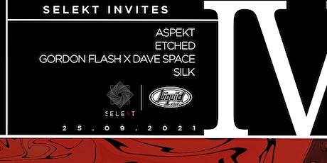 Selekt Invites Vol. IV // 25.09.2021 tickets