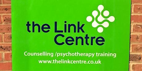 Link Centre Live Online Open Evening tickets