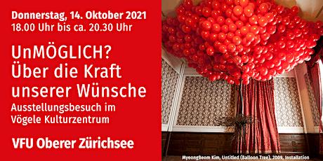 Unternehmerinnen-Treff, Oberer Zürichsee, 14.10.2021 Tickets