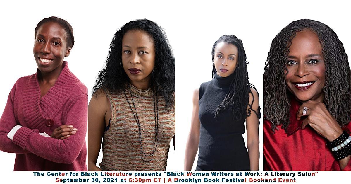 Black Women Writers at Work: A Literary Salon