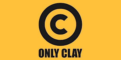 Only Clay Ceramics Fair tickets