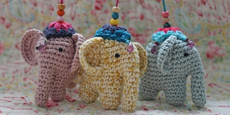 Crochet-a-Long | My Little Buttercup the Elephant tickets