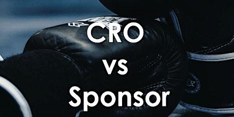 CRO Sponsor Battle  BeCRO 2021 billets
