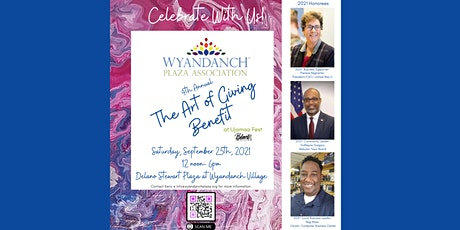 The Art of Giving with Ujamaa Festival 2021 tickets