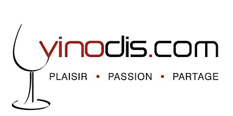 Dégustation Vinodis 16-17th billets