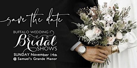 Buffalo Wedding Bridal Show at Samuel's Grande Manor tickets