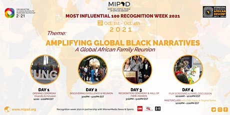 RECOGNITION AND AWARDS CEREMONY -  MIPAD tickets
