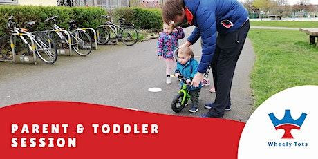 Lordship Rec Drop In Wheely Tots Parent & Toddler Sessions Sept - Oct 2021 tickets