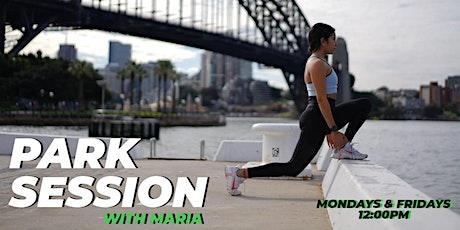 FREE Outdoor Training (Domain Park Sydney CBD) tickets