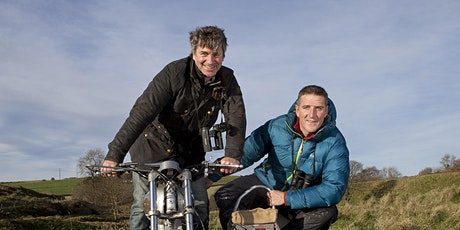 An Evening with Iolo Williams and Martin Hughes-Games tickets