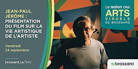Jean-Paul Jérôme : la couleur, la lumière, la forme billets