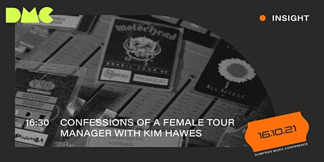 Confessions of a Female Tour Manager tickets