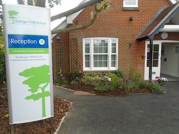 Grange Park School at Stansted Prospective Parent Tour image