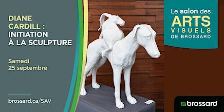 PERFORM'ART! – Atelier de sculpture avec l'artiste Diane Cardill billets