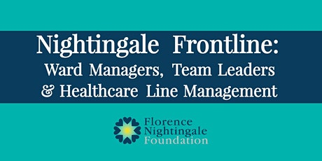 Leadership Support for Ward Managers/Team Leaders/Healthcare Professionals tickets