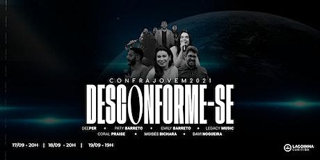CONFRA JOVEM 2021 | DESCONFORME-SE ingressos