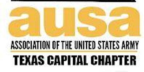 AUSA Austin - Network Modernization with Network CFT/PEO C3T tickets