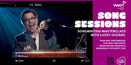 WAM Song Sessions w/ Lucky Oceans tickets