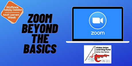 Zoom - beyond the basics tickets