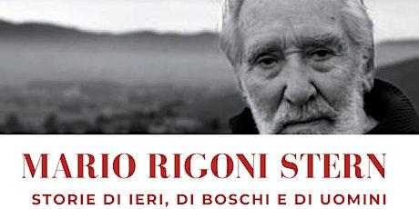 Mario Rigoni Stern biglietti