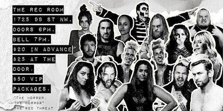Love Wrestling Presents: Force Pro Wrestling- Change The Game tickets