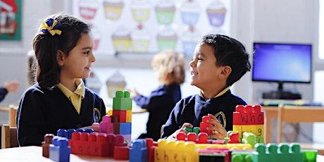 Reception Admission 2022 School Tour Dates at Harpenden Academy tickets