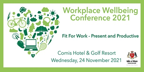 Workplace Wellbeing Conference 2021 tickets
