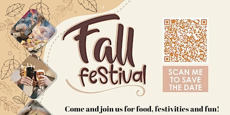 Fall Fest Corn Hole Tournament tickets