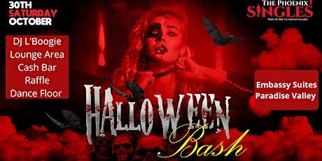 The Phoenix Singles Halloween Bash tickets