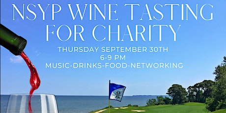 North Shore Young Professionals Wine Tasting For Charity tickets